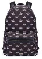 Dolce & Gabbana Signature Crown Backpack