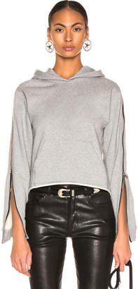 RtA Cicely Sweatshirt in Stone | FWRD