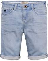 Scotch & Soda Strummer Shorts - Diamond Blue | Skinny fit