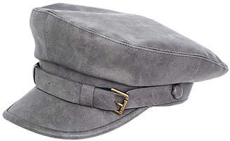 Peter Grimm Hats Women's Newsboy Caps GREY - Gray Luzi Newsboy Cap