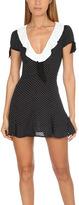 For Love & Lemons Bianca Cap Sleeve Dress