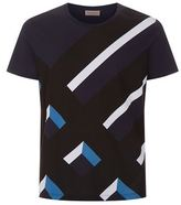 Burberry 3D Exploded Check T-Shirt