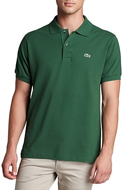 Lacoste Pique Classic Fit Polo Shirt