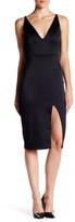 ABS by Allen Schwartz Cutout Bodycon Dress