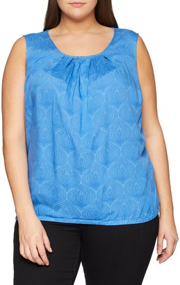 Junarose Women's Jrnieves Wresta Sleeveless Blouse-K Vest