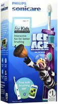 Philips Sonicare HX6321/05 For Kids Ice Age, Connected