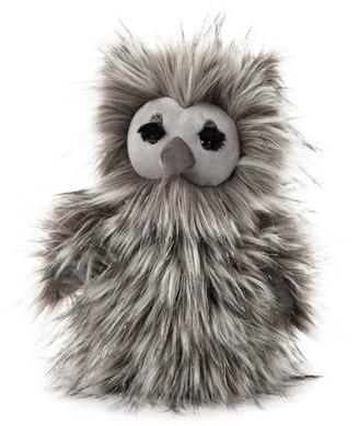 Jellycat Faux-Fur Gloria Owl
