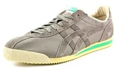Onitsuka Tiger by Asics Oc Runner Men Round Toe Suede Gray Tennis Shoe.
