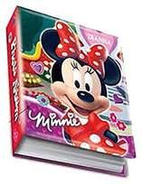 Disney Minnie Mouse 'BOW' 4X6 200 Page Photo Album