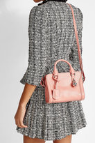 Alexander McQueen Mini Leather Shoulder Bag
