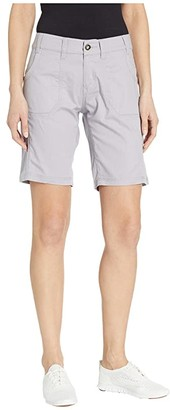Aventura Clothing Bristol Shorts (Lilac Grey) Women's Shorts