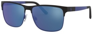 Polo Ralph Lauren Sunglasses, PH3128 57
