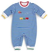 Florence Eiseman Baby's Knitted Stripes Coverall