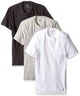 Nautica Men's 3-Pack Cotton Crew Neck T-Shirt