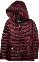 XOXO Packable Hooded Jacket (Little Girls)