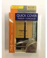 Sally Hansen Quick Cover Makeup + Concealer Medium Beige by