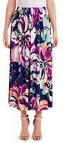 Emilio Pucci Aruba Jersey Midi Skirt