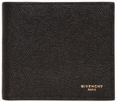Givenchy Pebbled Leather Classic Wallet