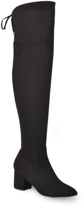 Nine West Amarion Women's Over-The-Knee Boots