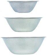 Sori Yanagi strainer 19.23.27 3pcs (japan import)