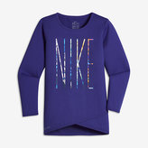 Nike Dry Sport Essentials Crossover Little Kids' (Girls') Tunic Top