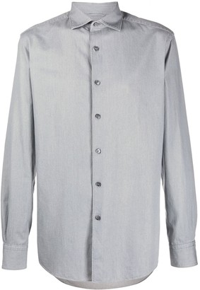 Ermenegildo Zegna Long Sleeve Dress Shirt