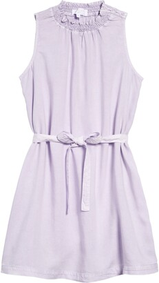 Bella Dahl Smock Neck Dress