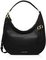 MICHAEL Michael Kors Lauryn Large Leather Shoulder Bag