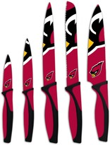Kohl's Arizona Cardinals 5-Piece Cutlery Knife Set