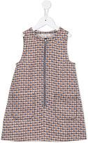 Caramel Cress dress - kids - Linen/Flax - 4 yrs