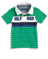 Tommy Hilfiger Final Sale- Signature Striped Rugby