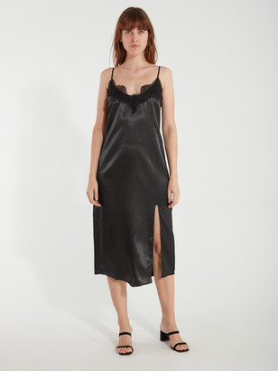 Heartloom Tabby Slip Midi Dress