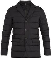 Herno Chamonix detachable-placket padded down coat