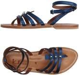 K Jacques St Tropez K.JACQUES ST. TROPEZ Toe strap sandals - Item 11111328