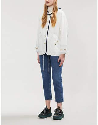 Claudie Pierlot Giani stitched shell jacket