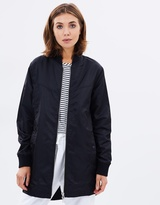 All About Eve Breezy Longline Bomber