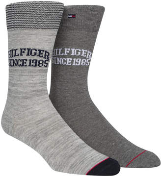 Tommy Hilfiger Men 2-Pk. Logo Socks