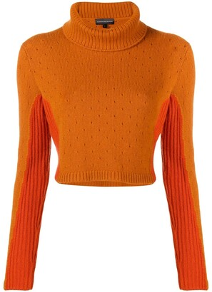 Cashmere Two Tone Jumper