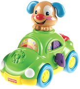 Fisher-Price Laugh and Learn Puppy's Learning Car