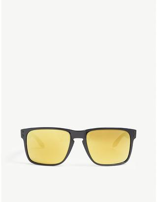 Oakley Holbrook XL polarised square-frame sunglasses