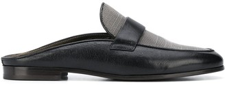 Brunello Cucinelli slip-on loafers