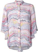 Ginger & Smart 'Alaskan Rivers' blouse
