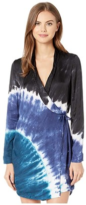 Young Fabulous & Broke Blazer Dress (Electric Blue India Wash) Women's Dress