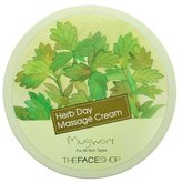 The Face Shop Herb Day Massage Cream - Mugwort (150ml)
