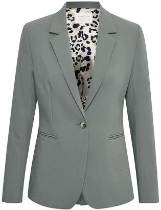 Part Two - Polyester Viscose and Elastane Taylor Blazer - polyester/viscose/Elastane | 36 | gray