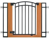 Summer Infant Stylish n Secure Metal and Wood Walk Thru Gate