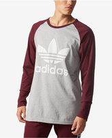 adidas Men's Originals Essentials Long-Sleeve T-Shirt