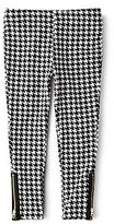 Joe Fresh Joe FreshTM French Terry Zipper Leggings - Girls 1t-5t