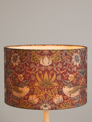Morris & Co. Strawberry Thief Lampshade