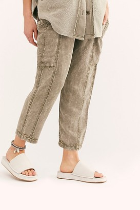 Free People Fp Collection Flatform Moree Slide Sandals by FP Collection at